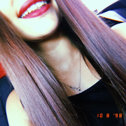 me smile lips lipstick freetoedit