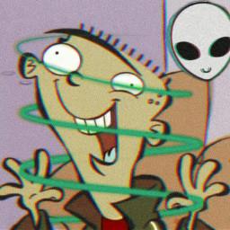 ededdneddy ed eene tumblr alien freetoedit