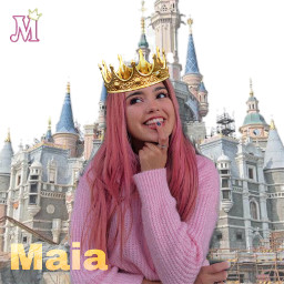 freetoedit maiareficco disneyprincess princess queen