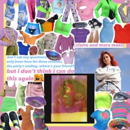 freetoedit clairo muramasa neon aesthetic