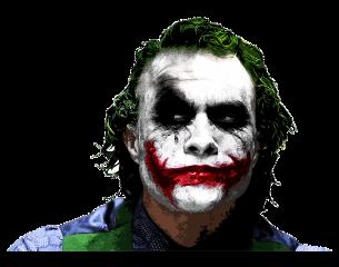 joker coringa face freetoedit