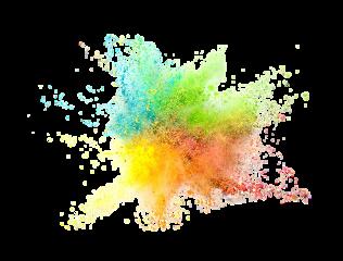 splash ink حبر color الوان freetoedit