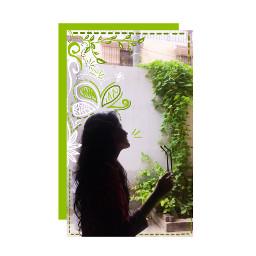 doodle doodleart drawtool green art