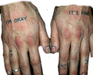 quote tattoos eerie surreal freetoedit