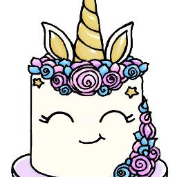 freetoedit unicorn unicorncake dcbakeacake bakeacake