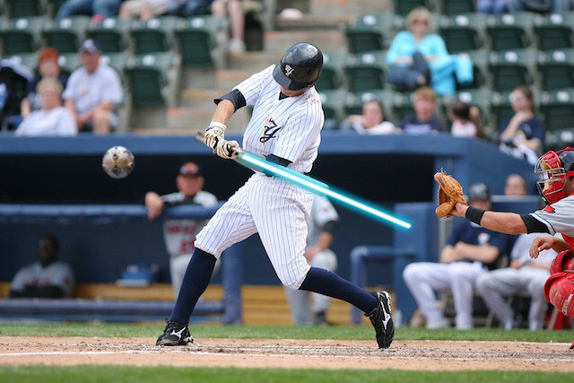 a little something for you star wars fans #starwars #lightsaber #baseball #freetoedit