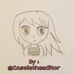 drawing kawaii animedrawing cassietheeditoryeet cassietheeditor