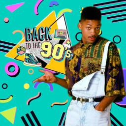 90s willsmith stickers freetoedit