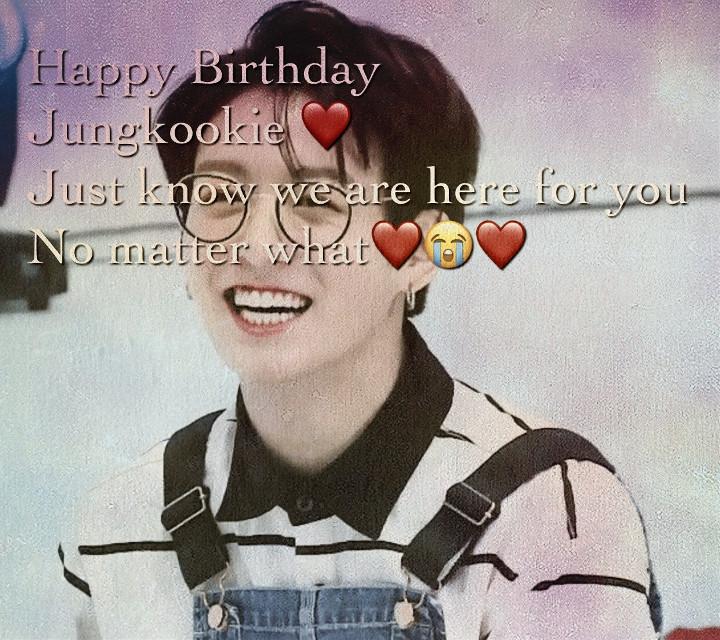 Happy Birthday Kookie ❤️❤️ #jungkook #birthday #bts #btsjungkook #september1