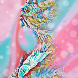freetoedit flaremagiceffect feathers fantasy sureal