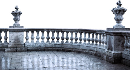 balcony vintage pillars architecture freetoedit