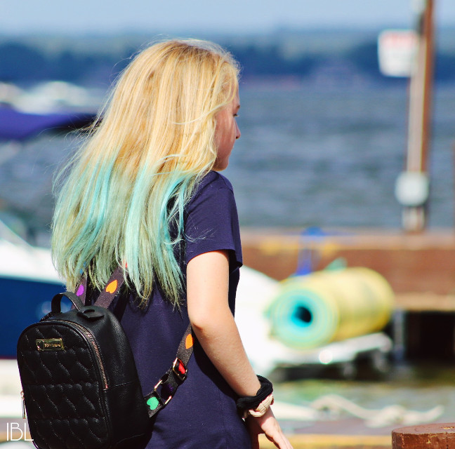 #freetoedit #hair #hombrehair #hombre #people #photography #colorful #peoplephotography #blondehairdontcare #blondehair #outdoors #myoriginalphoto #girls #rearview #frombehind #canonphotography #texasgirls