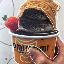 somisomi taiyaki softserve icecream freetoedit