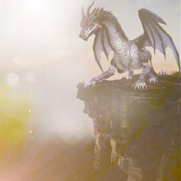ecgiantanimals giantanimals freetoedit dragon
