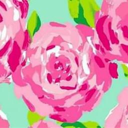 freetoedit watercolor flowers border