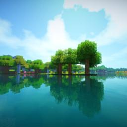 minecraft remix background youtubethumbnail thumbnail freetoedit