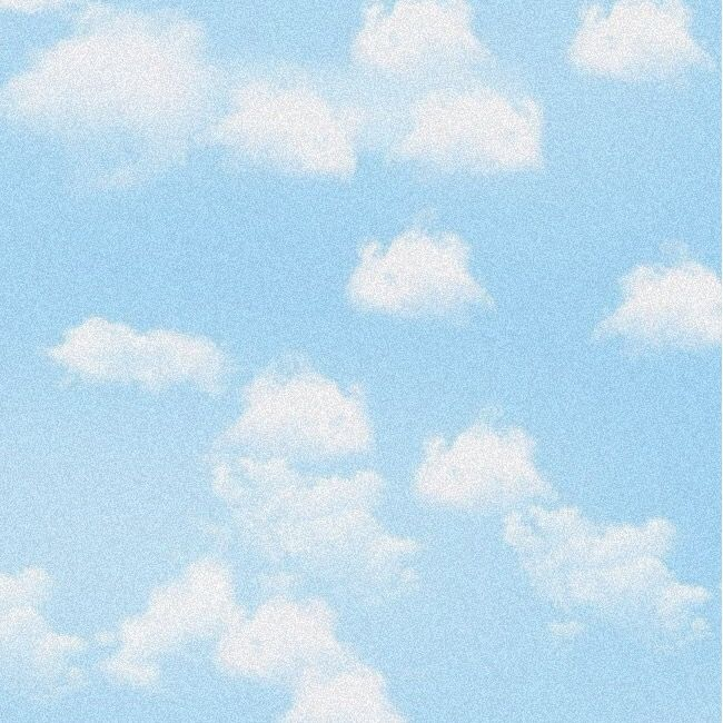#freetoedit #sky #clouds (not my photo) #skyblue #cute #aesthetic #babyblue