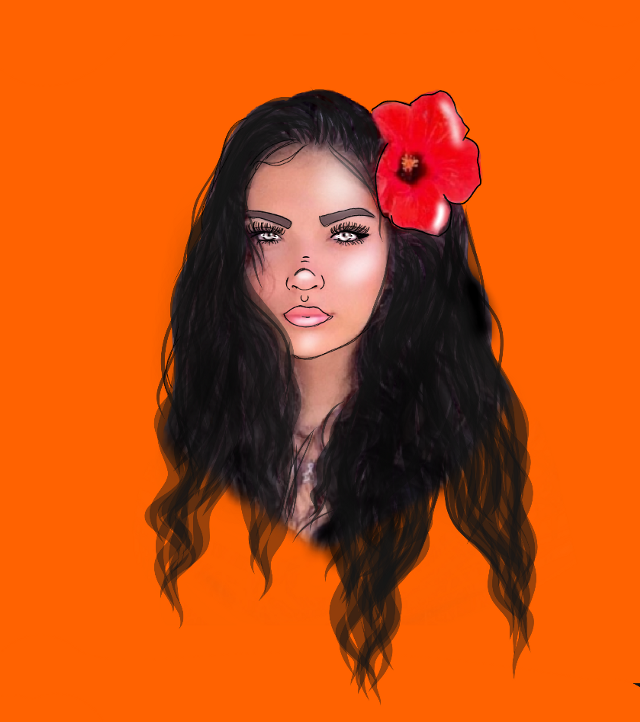 ❤️New outline❤️   Outline of Elisa maino♡♡♡ lysm sorry for my inactivity