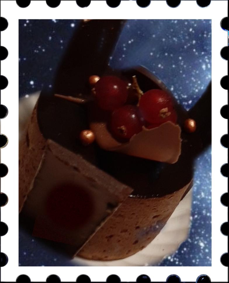 #sticker #challenge #cake #chocolate #galaxy #stamp