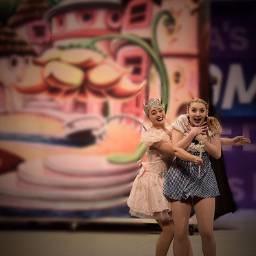 findyourglinda dorthy wizardofoz dance act