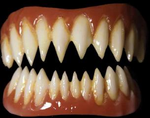 demonic sharpteeth sharp evil teeth freetoedit