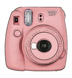 instax camera vsco aestetic pink freetoedit