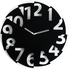 clock blackandwhite. illusion. clocks freetoedit