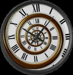 clock clocks swirl swirlclock steampunk freetoedit