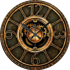 clock clocks steampunk steampunkclock freetoedit