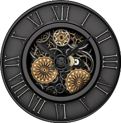 freetoedit clock clocks steampunk steampunkclock