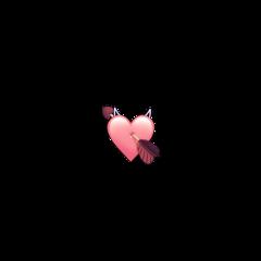 heart emoji cuteemoji heartemoji iphone freetoedit
