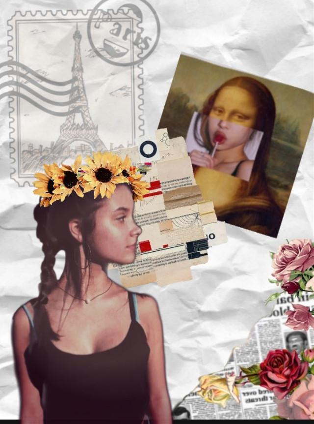 #freetoedit #collages #collage #flowers #art #arte #fotoedit #realpeople #idk