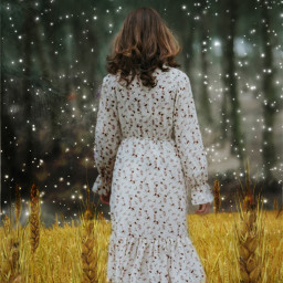 freetoedit daylyremix forest women shine