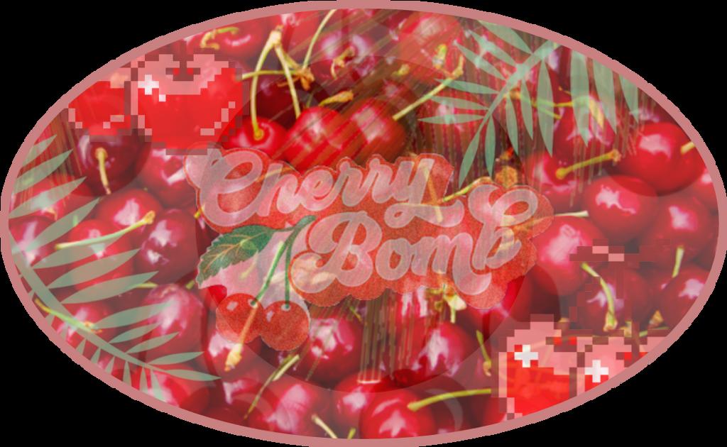 #cherry #cherrybomb #sticker #cherries #red