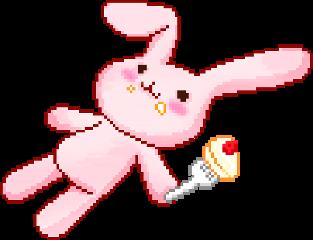 bunny kidcore internet google love scenecore freetoedit