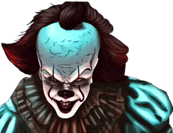 #it's #pennywise