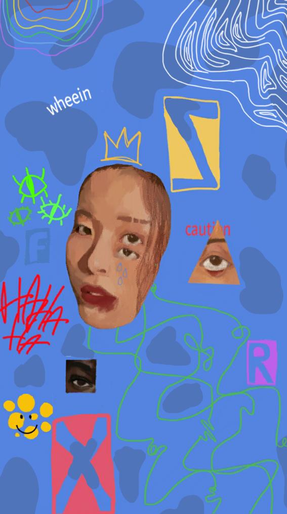 Digital art piece  I didd.....       #wheeinmamamoo #wheeinedit #wheein #mamamooedit #mamamoowheein #mamamoo