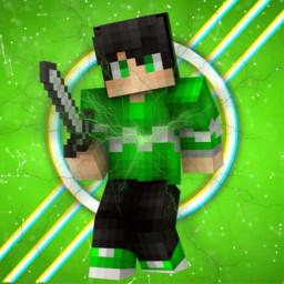 minecraft gfx minecraftgfx green lightgreen freetoedit