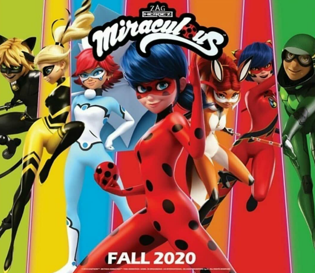 Fall Season 2020.Season 4 And 5 Poster Thingy In Fall 2020 Next