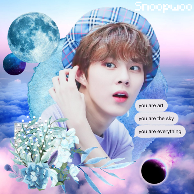 X1's Kim Wooseok! My number one pick~ ㅋㅋㅋ   #blue #purple #x1 #wooseok #kpop #kpopedits #aesthetic #planets #cute #fanedit #wooshin #up10tion #kimwooseok #oneit #honey10 #producex101