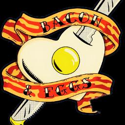 baconandeggs freetoedit scbaconandeggs