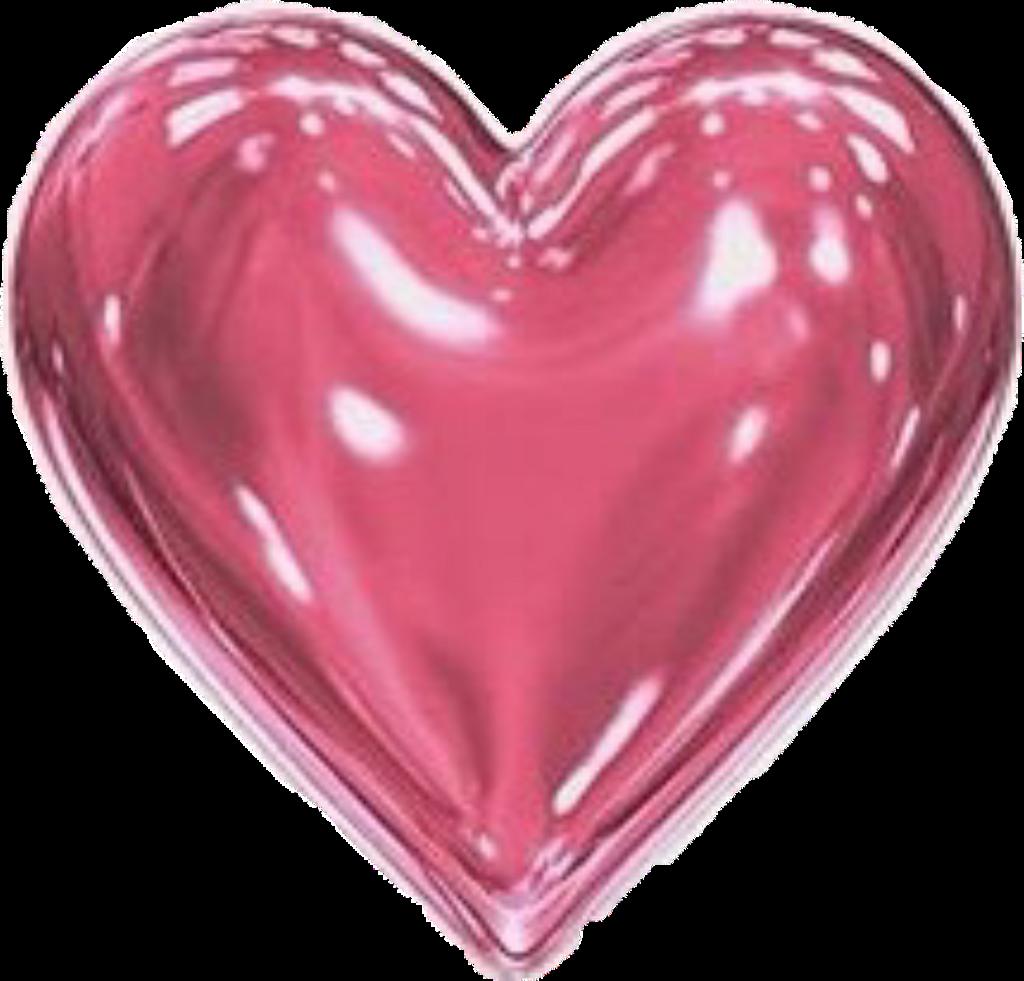 #heart #pinkheart #pink #shiny #freetoedit