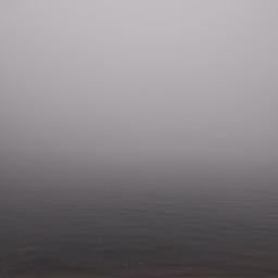 ultraminimal fog foggy dreary grey pcminimalism freetoedit