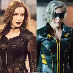arrow arrowcw arrowseason8 dinahlaurellance laurellance dccomics