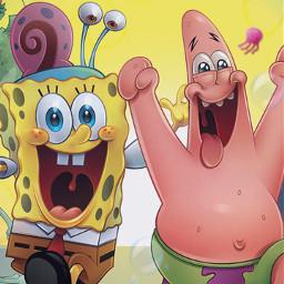 spongebob patrick spongebobsquarepants patrickstar spongebobandpatrick
