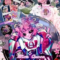 mina ashido minaashido ashidomina pinky freetoedit