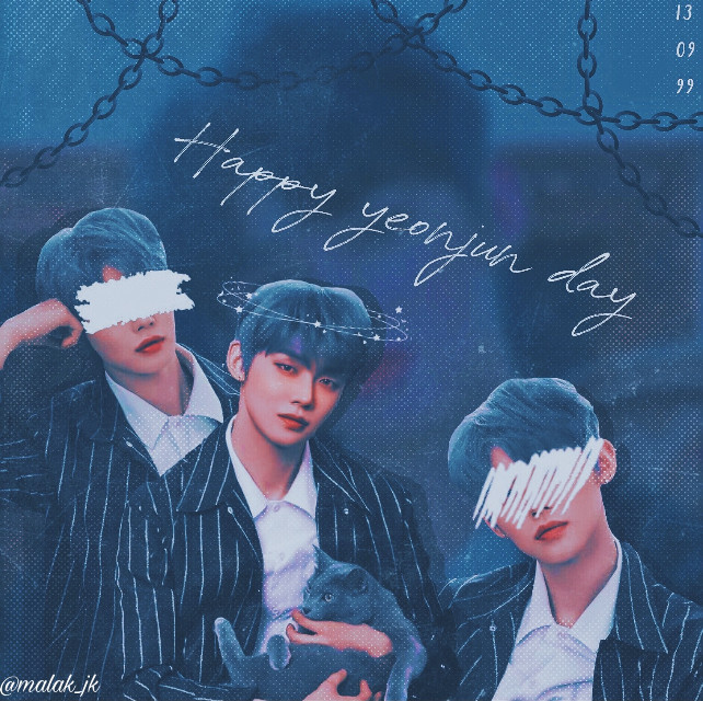 """2/3 𝒉𝒂𝒑𝒑𝒚 𝒚𝒆𝒐𝒏𝒋𝒖𝒏 𝒅𝒂𝒚🎉   Yeonjuuuuuuun😭🎉 Happy bday baby😭😭😭🎉🎉 this littel guy is 19 nowwww💛💛😭😭😭 Everyone let's say happy bday to yeonjun💛😭😭🎉🎉 Happy birthday yeonjunaa💛😭   About the edit: Time to make: 38m. Apps used:picsart,phonto,ibispaint x,paintrest,polarr. Filters: VIN3,VIN2. music: """"crown"""" by TXT💛   Have a nice day/night💛 Luv you all angels💛   #choiyoungjae #happyyeonjunday #yeonjuntxt #txtyeonjun #txt #TXT #kpop"""