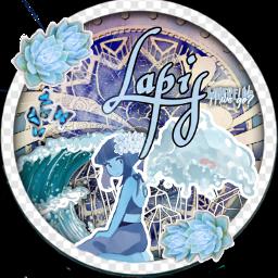 lapis stevenuniverse blue water pretty freetoedit