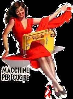 desafiopicsart maquinadecostura vestido vestidovermelho atelier freetoedit scsewingmachine