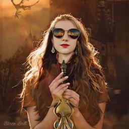 freetoedit fairytale castle dragon sword ircmakeawish
